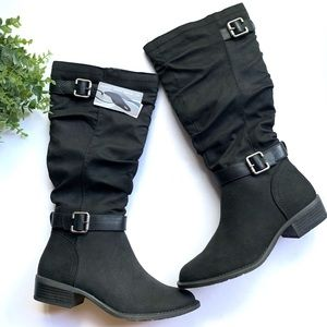 Sonoma | Size 7 Doris Black Boots New in Box